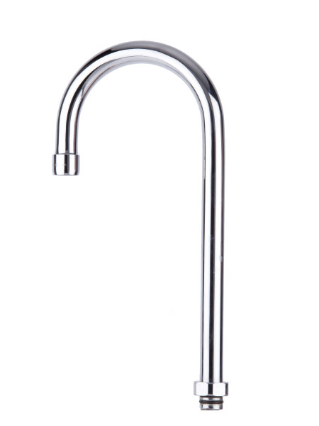 12″ GOOSENECK SWIVEL SPOUT